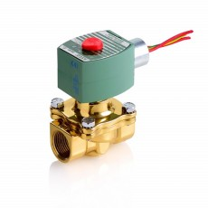 ASCO Solenoid Valve - 2 Way: 2/2 - ASCO Series 210