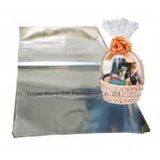 oversized Basket cellophane bag