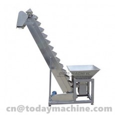Tilted Bucket Conveyor For rice,sugar,corn