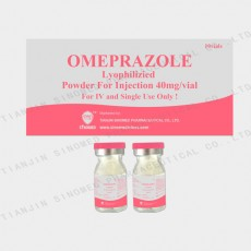 Omeprazole Free Drying Powder for Injection 40mg