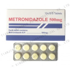 Metronidazole Tablets 500mg